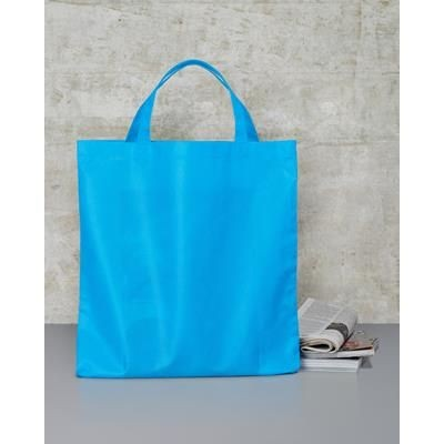 Picture of TOWELS BY JASSZ HOLLY BASIC SHORT HANDLE SHOPPER TOTE BAG
