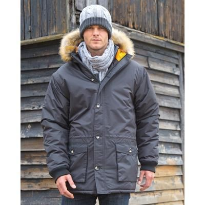 Picture of RESULT URBAN STORMDRI 2000 EXTRA LONG PARKA