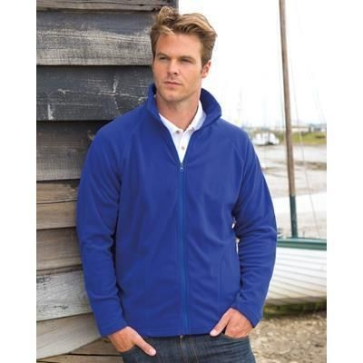 Picture of RESULT CORE MENS MICRON FLEECE JACKET
