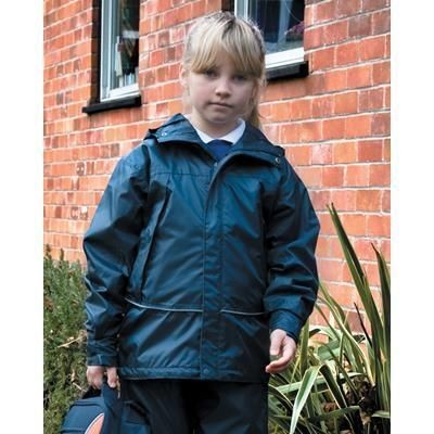 Picture of RESULT CHILDRENS WATERPROOF 200 PRO-COACH JACKET