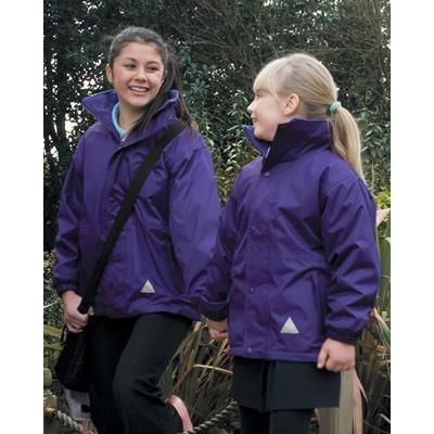 Picture of RESULT CHILDRENS REVERSIBLE STORM STUFF JACKET