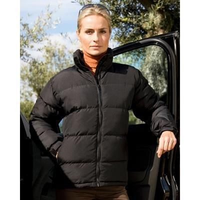 Picture of RESULT URBAN LADIES HOLKHAM DOWN FEEL JACKET