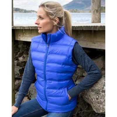 Picture of RESULT URBAN LADIES ICE BIRD PADDED GILET BODYWARMER