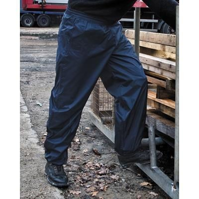 Picture of RESULT LIGHTWEIGHT RAIN TROUSERS