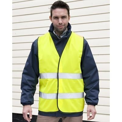 Picture of RESULT CORE MOTORIST HI-VIS VEST