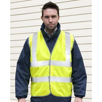 Picture of RESULT CORE MOTORWAY HI-VIS VEST