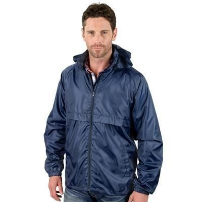 Picture of RESULT CORE ADULT WIND CHEATER JACKET