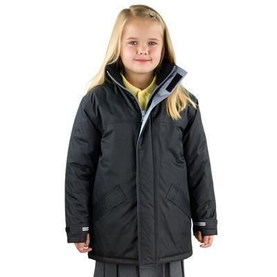 Picture of RESULT CHILDRENS CORE WINTER PARKA JACKET