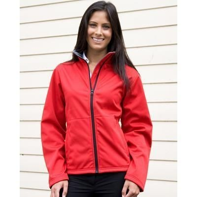 Picture of RESULT CORE LADIES SOFT SHELL JACKET