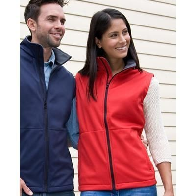 Picture of RESULT CORE SOFT SHELL BODYWARMER GILET