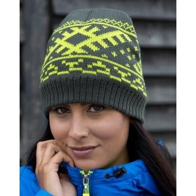 Picture of RESULT NORDIC KNITTED HAT