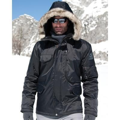 Picture of RESULT URBAN CYCLONE ULTIMATE PARKA JACKET