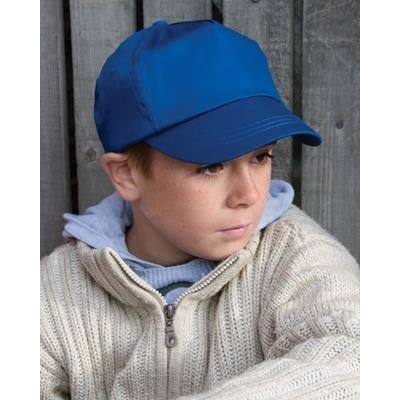 Picture of RESULT CHILDRENS COTTON BASEBALL CAP