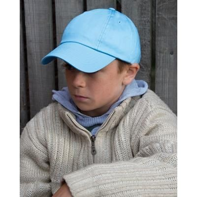 Picture of RESULT CHILDRENS LOW PROFILE COTTON BASEBALL CAP