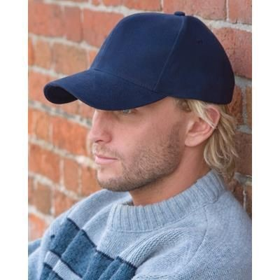 RESULT PRO-STYLE HEAVY BRUSHED COTTON BASEBALL CAP