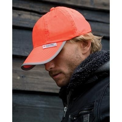 Picture of RESULT HIGH VISIBILITY REFLECTIVE BASEBALL CAP