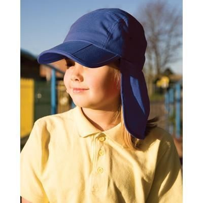 Picture of RESULT HEADWEAR CHILDRENS FOLDING LEGIONNAIRE HAT
