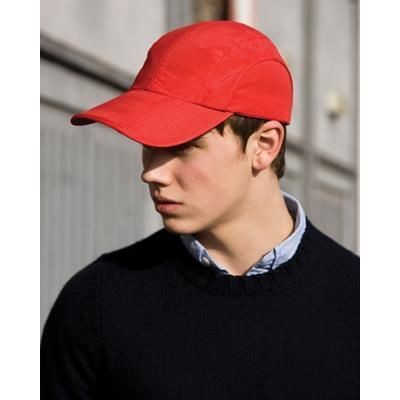 Picture of RESULT HEADWEAR FOLDING UP BASEBALL CAP