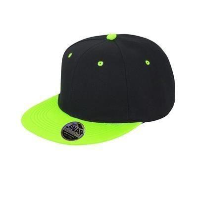 Picture of RESULT CORE BRONX ORIGINAL DUAL COLOUR BASEBALL CAP