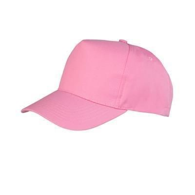 Picture of RESULT CORE BOSTON 5 PANEL PRINTERS BASEBALL CAP