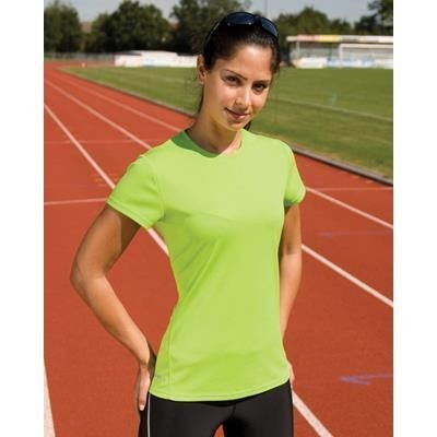 Picture of SPIRO LADIES QUICK DRY SHORT SLEEVE SHIRT