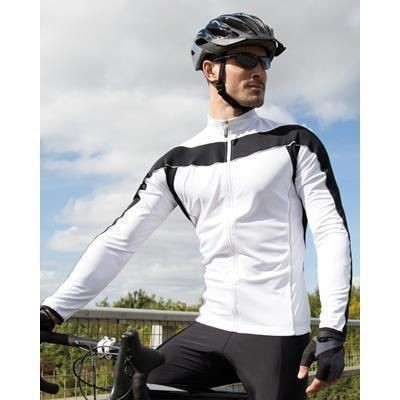 Picture of SPIRO MENS BIKEWEAR LONG SLEEVE PERFORMANCE TOP