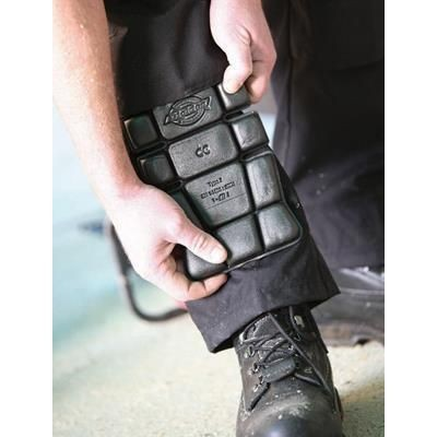 Picture of DICKIES GRAFTERS KNEE PAD in Black