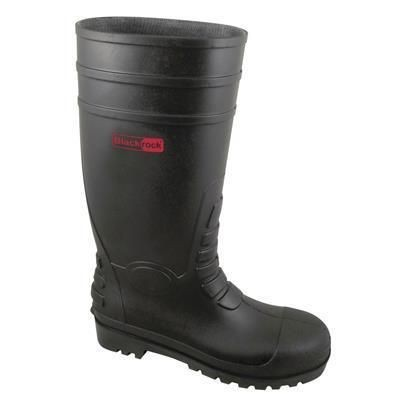 Picture of BLACKROCK SAFETY WELLINGTON BOOTS in Black