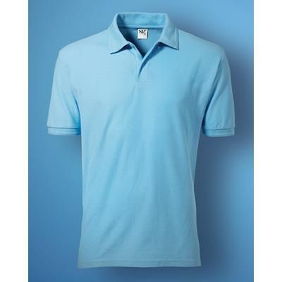 Picture of SG MENS POLYCOTTON POLO SHIRT