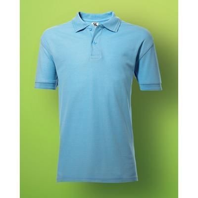 Picture of SG CHILDRENS POLYCOTTON POLO SHIRT