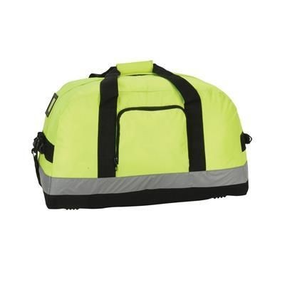 Picture of SHUGON SEATTLE HI VIS WORK BAG in Hi Vis Yellow