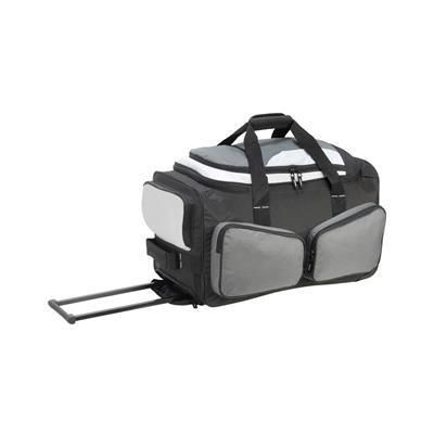 Picture of SHUGON DETROIT TROLLEY SPORTS TRAVEL BAG HOLDALL