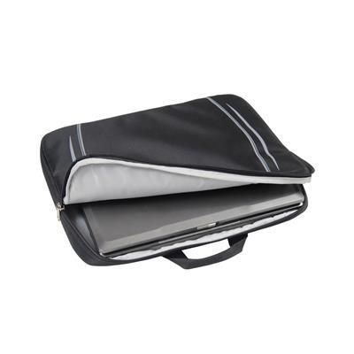 Picture of SHUGON MAINE LAPTOP POUCH in Black