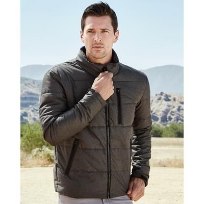 Picture of ACTIVE BY STEDMAN MENS URBAN PADDED JACKET