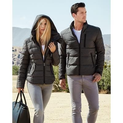 Picture of ACTIVE BY STEDMAN LADIES URBAN PADDED JACKET