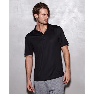 Picture of STEDMAN ACTIVE MENS 140 SHORT SLEEVE POLO SHIRT