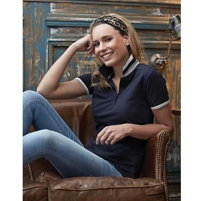 Picture of TEE JAYS LADIES CLUB POLO SHIRT