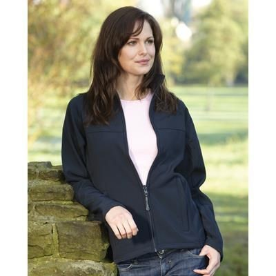 Picture of REGATTA LADIES UPROAR SOFTSHELL JACKET