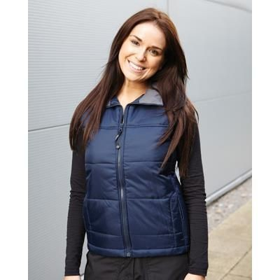 Picture of REGATTA LADIES STAGE PADDED PROMO BODYWARMER