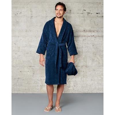 Picture of TOWELS BYJASSZ POWELL VELOUR BATHROBE