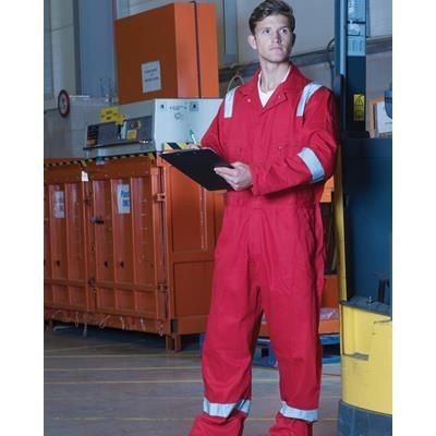 Picture of DICKIES HI VIS STRIPE COVERALL OVERALLS