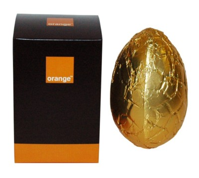 Picture of 100G CHOCOLATE EASTER EGG in Presentation Box