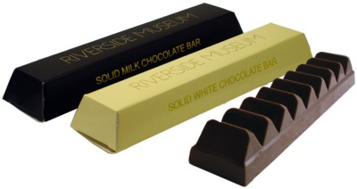 Picture of BESPOKE BOXED CHUNKY CHOCOLATE BAR