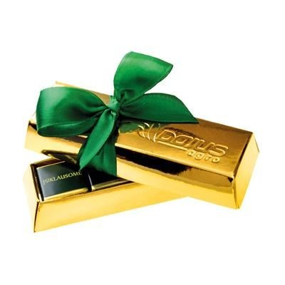 Picture of GOLD LIDDED CHOCOLATE BOX