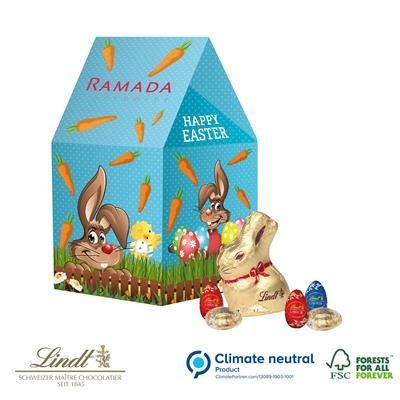 Picture of LINDT CHOCOLATE LUXURY EASTER HOUSE