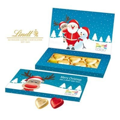 Picture of LINDT CHOCOLATE BUSINESS PRESENTATION BOX