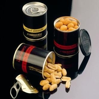 Picture of PERSONALISED CAN OF NUTS