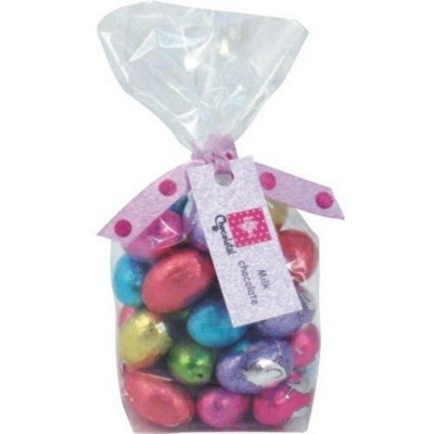Picture of EASTER EGG SACHET with Personalised Tag