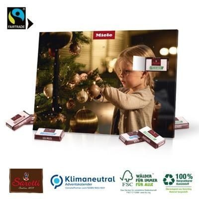 Picture of FAIRTRADE SAROTTI ADVENT CALENDAR