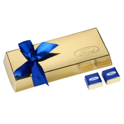 Picture of PERSONALISED CHOCOLATE GOLD BAR